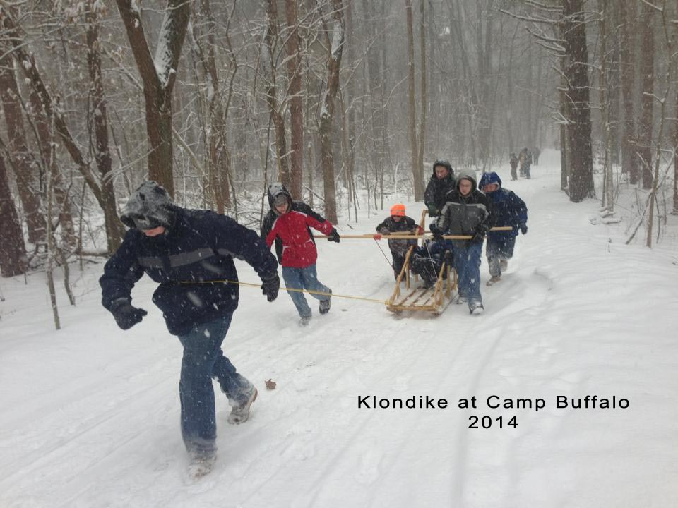 Klondike at Buffalo 2014 copy